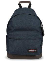 Eastpak - Wyoming Ek811 Backpack Unisex Adult And Guys Denim - Lyst