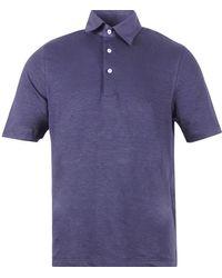 Gran Sasso Polo Shirt - Bleu