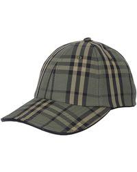Burberry Hat - Groen