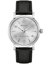 Bulova Clipper watch - Grau