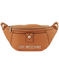 Love Moschino Borsa - Naturel