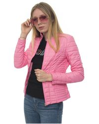 Guess Quilted Jacket - Roze
