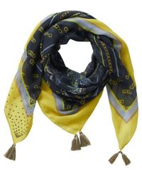 Betty Barclay Shawl 3003-1272 8820 - Blauw