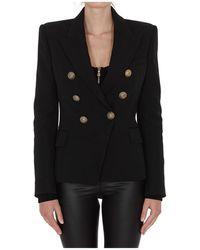 Balmain Jacket - Zwart
