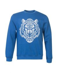 Antony Morato Sudadera Mmfl00750/Fa150168 7097 Sweatshirt - Blu