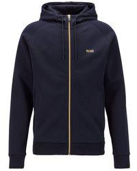 BOSS Black 50434923 Saggy sweatshirt - Bleu