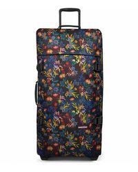 Eastpak - Tranverz L travel bag w / wheels - Lyst