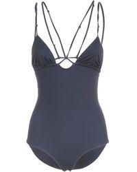 Jacquemus Le Maillot Pila One Pieces Swimsuit - Blauw