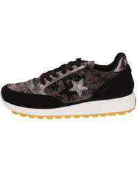 2Star Sneakers - Zwart