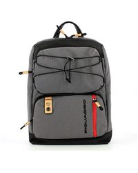 Piquadro Backpack For Pc Blade - Grijs