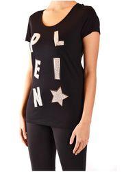 Philipp Plein T-shirt à manches courtes - Noir