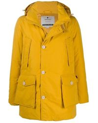 Woolrich Coat - Gelb