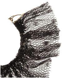 RED Valentino Earrings Negro