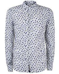 Yes-Zee C505-ub00 General Shirt - Blauw