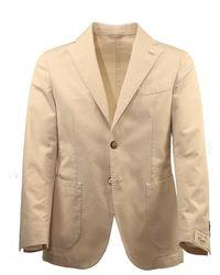 Luigi Bianchi Mantova Jacket 2837 5834 - lbm 1911 - Neutro
