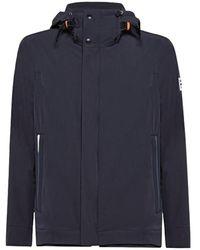 Dekker Windproof Utility Jacket - Blauw