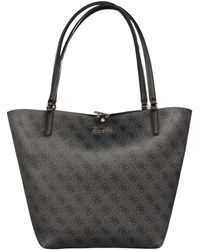Guess Alby Toggle Tote - Grijs