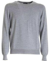Paolo Fiorillo Capri Sweater 5518314265 071 - Grau