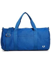 Fred Perry Bag - Blauw