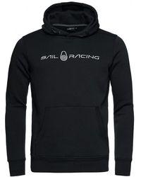 Sail Racing Bowman Hood - Zwart