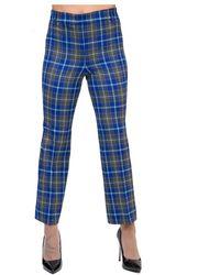Woolrich Trousers - Bleu