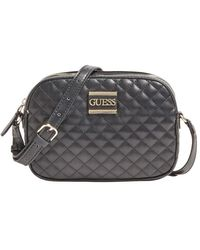 Guess Kamryn Crossbody - Zwart
