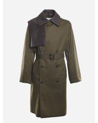 Loewe Coat Verde