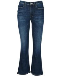 Dondup Jeans - Blauw