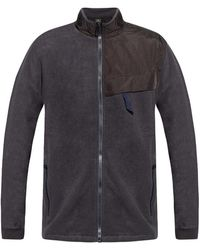 PS by Paul Smith Jacket With Logo - Blauw