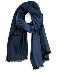 Guess Scarf - Blauw