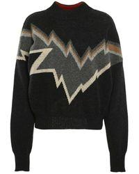 Zadig & Voltaire Sweater Bonnie - Zwart