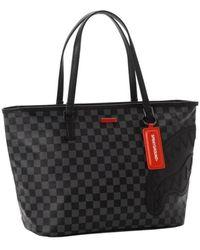 Sprayground Henny Shopping BAG Negro