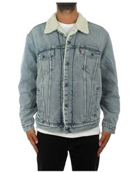 Levi's 16365-0070 Denim Jacket - Blauw