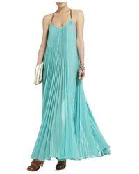 BCBGMAXAZRIA - Brynna Sleeveless Maxi Dress - Lyst
