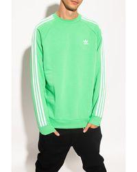 adidas Originals Sweatshirt with logo Verde