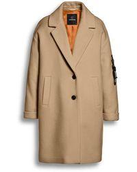 Creenstone Coat - Naturel