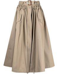 Alexander McQueen Skirt - Bruin