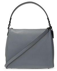 COACH Shay Shoulder Bag - Grijs