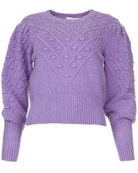 Kocca Sweater - Violet