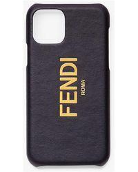 Fendi Iphone 11 Pro - Zwart