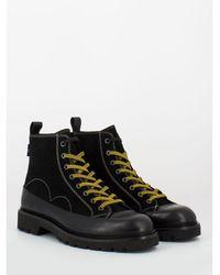 Paul Smith Shoes Negro