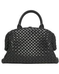 Bottega Veneta Handle Tote Bag - Zwart