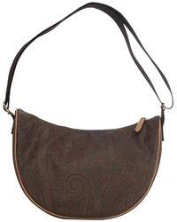 Etro Shoulder Bag Hobo - Braun