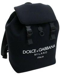 Dolce & Gabbana Zaino Mod.bm1756 Aa350 Hnii7 - Zwart