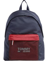 Tommy Hilfiger Cool City Backpack Am0am05531 - Blauw
