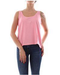 Bomboogie Tw5872 T Jsod T Shirt AND Tank Women Rose - Rosa