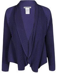 Issey Miyake Sweater - Blau