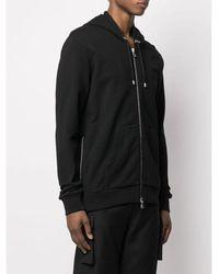 Balmain - Camisa de entrenamiento Negro - Lyst