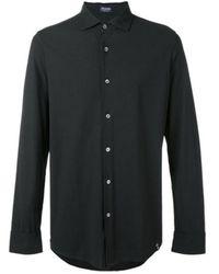 Drumohr Shirt - Negro