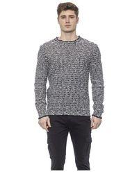 Alpha Studio Sweater - Blauw
